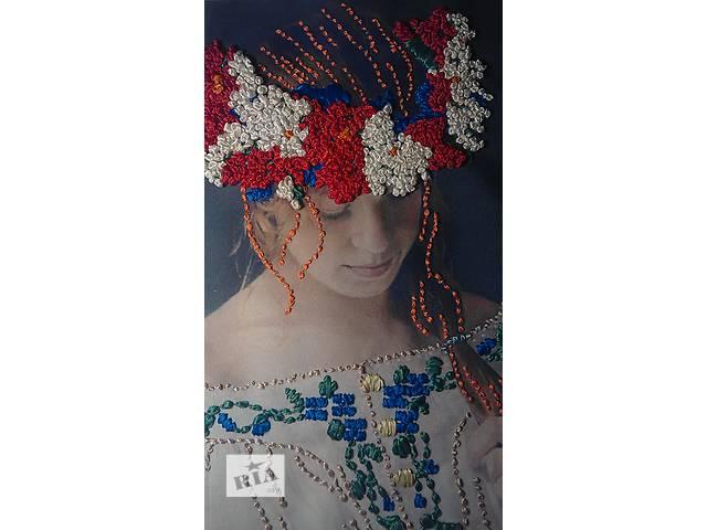 купить бу Картина из лент Продам в Днепре (Днепропетровске)