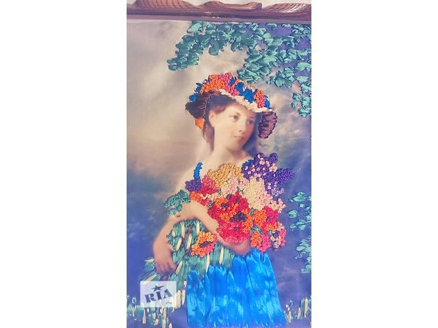 купить бу картина из лент Продам в Днепре (Днепропетровск)