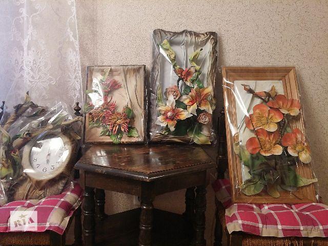 продам Картина из кожи бу в Киеве