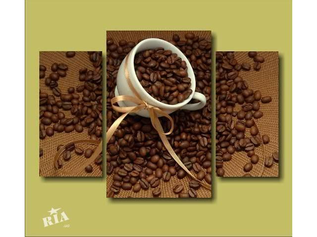 Картины с кофе зернами своими руками