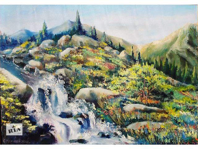 продам Картины маслом бу в Житомире