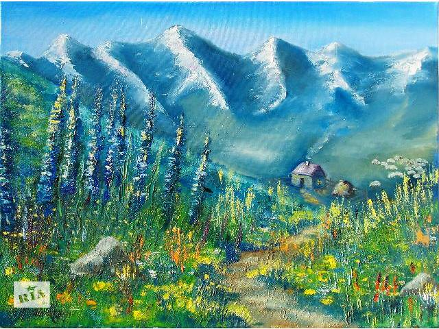 купить бу Картины маслом в Житомире