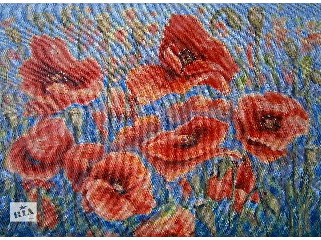 купить бу Картини на замовлення  в Украине