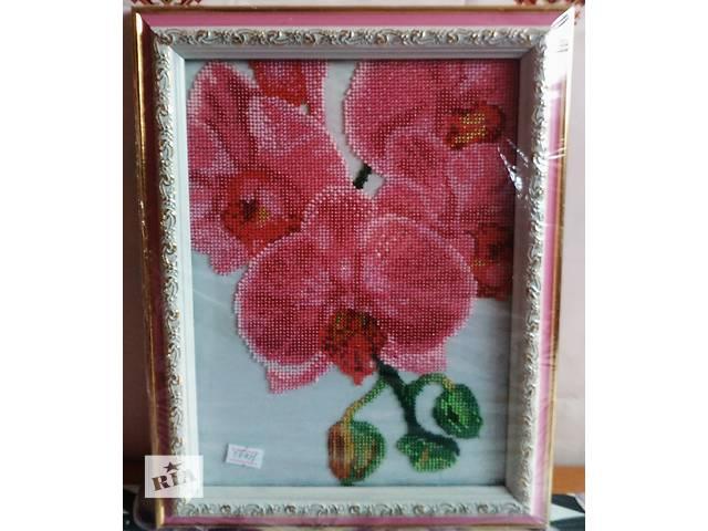 Картины Орхидея и Ангелы)- объявление о продаже  в Стрые