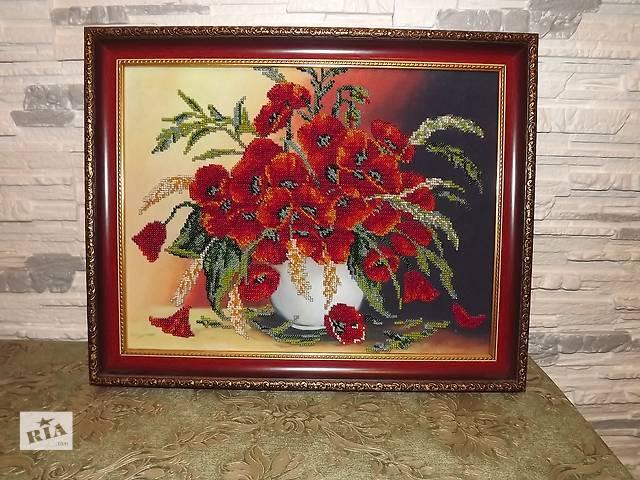 Картини з бісеру- объявление о продаже  в Яготине