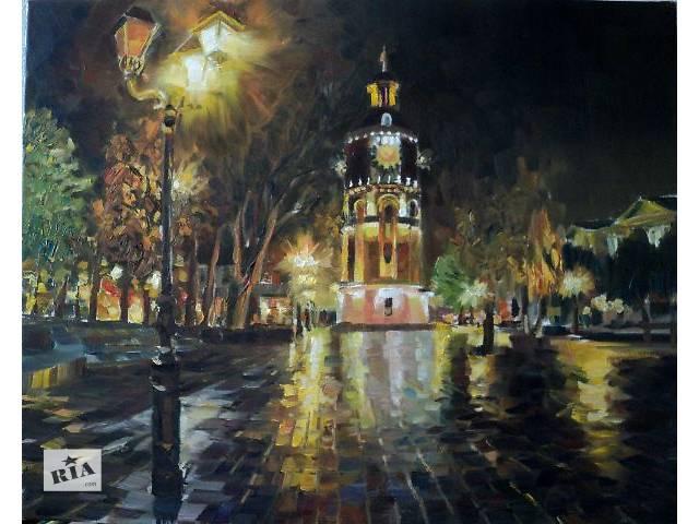 продам Картины на заказ портрет пейзаж натюрморт бу в Виннице