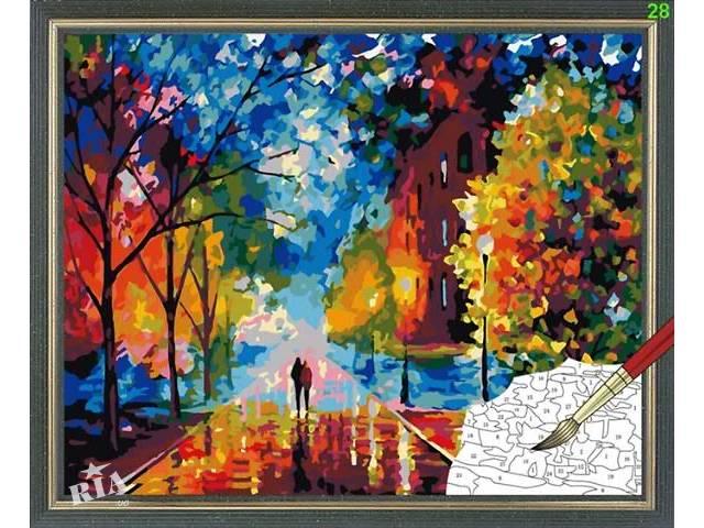 продам Картины раскраски по номерам бу в Харькове