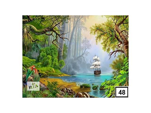 Картины раскраски по номерам 40х40см- объявление о продаже  в Харькове