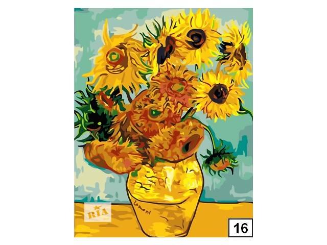 купить бу Картины раскраски по номерам 40x50см в Харькове