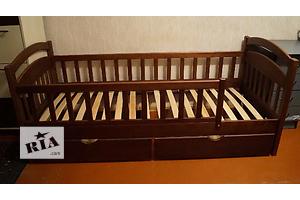 Детская-подростковая  кровать Карина-Люкс.Бортики сьемные,ножки 4*6см.