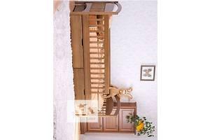 Карина-люкс (одноярусная кроватка)  80х60 ножки. с деревянными ящиками