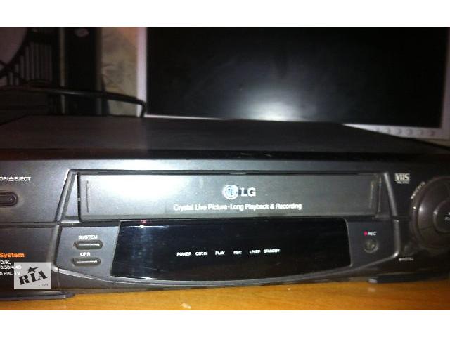 продам Кассетный  видеомагнитофон  LG бу в Донецке