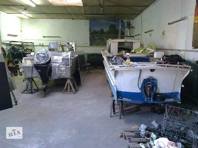 Профессиональный ремонт и реконструкция катеров- объявление о продаже   в Украине