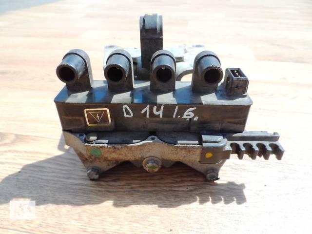 бу Катушка зажигания для Фиат Добло Fiat Doblо 1.6 16 v (Метан/Бензин) 2000-2009 в Ровно