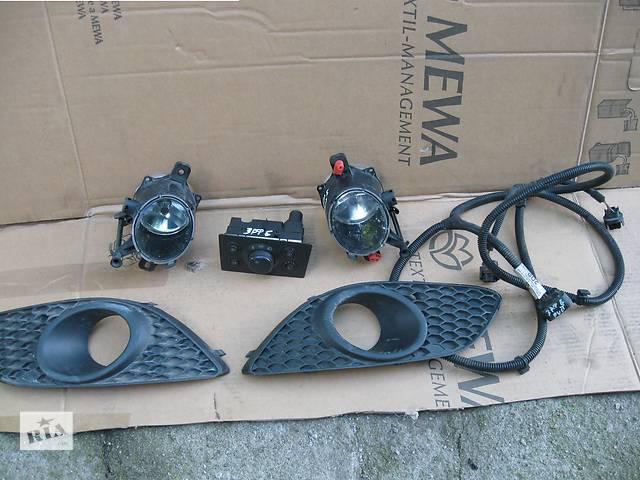бу Блок света+решотки+проводка+противотуманки для Opel Zafira / рестайлинг / GM в Черкассах