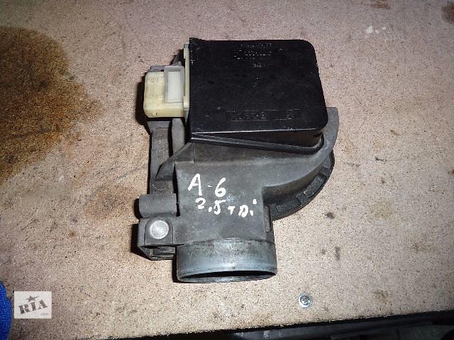 бу расходомер воздуха для Audi 100, A6, 2.5tdi, 4A0133471, 0281002074 в Львове