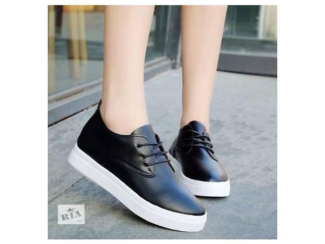 купить бу Кеды черные, кроссовки, мода , стиль в Киеве