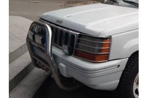 б/у Кенгурятник Jeep Grand Cherokee