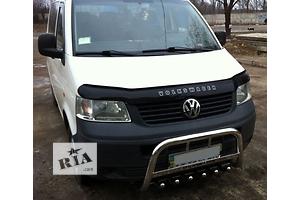 Новые Кенгурятники Volkswagen T5 (Transporter)