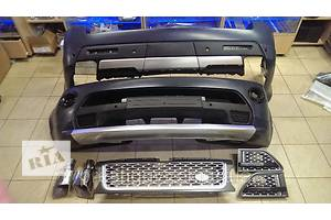 Новые Обвесы бампера Rover Range Rover
