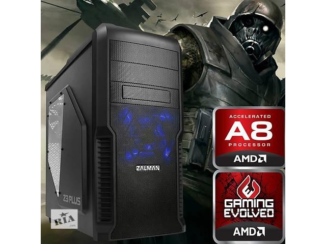 продам Кентавр! 4 Ядра / 4Gb / 750Gb / Radeon R7 + Монитор 23''! бу в Дружковке
