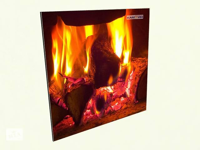 купить бу Керамическая панель Кам-ин Easy Heat Standart 5 ЛЕТ ГАРАНТИИ в Черкассах
