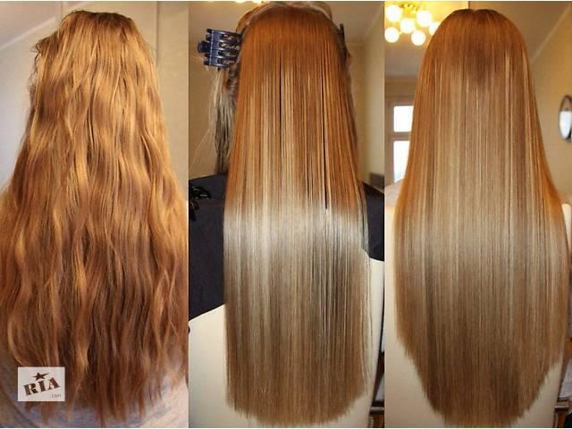 продам Кератиновое выравнивание волос бу в Киеве