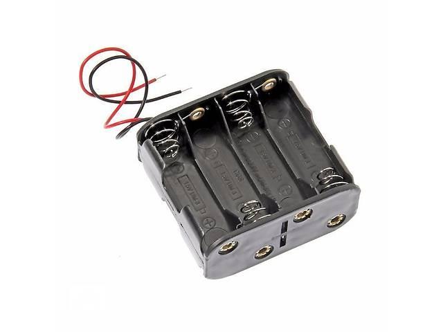 Кейс (корпус) для 8 Батареек формата АА с проводами- объявление о продаже  в Харькове