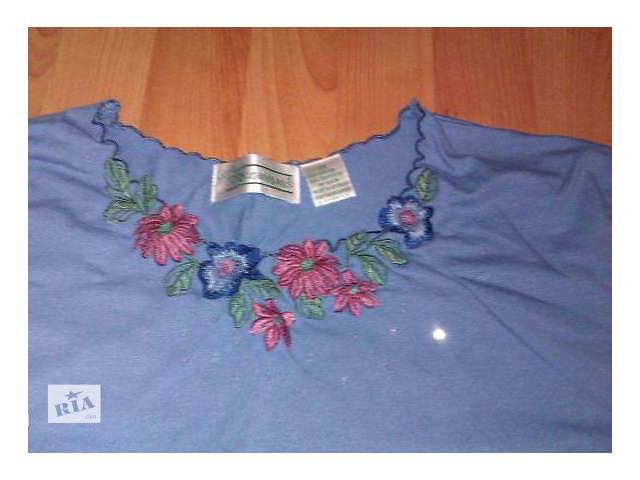Х/б костюм женский - брюки и блуза- объявление о продаже  в Сумах