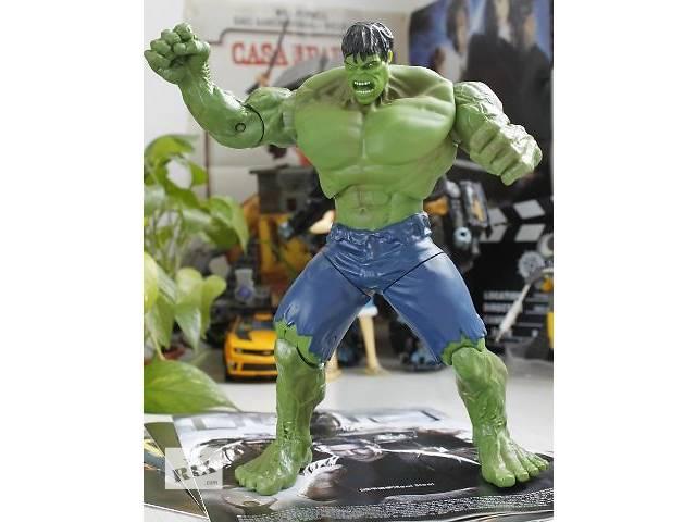Халк Hulk Action Figures Toys 26cm TM Marvel  Hasbro Фигурка- объявление о продаже  в Киеве