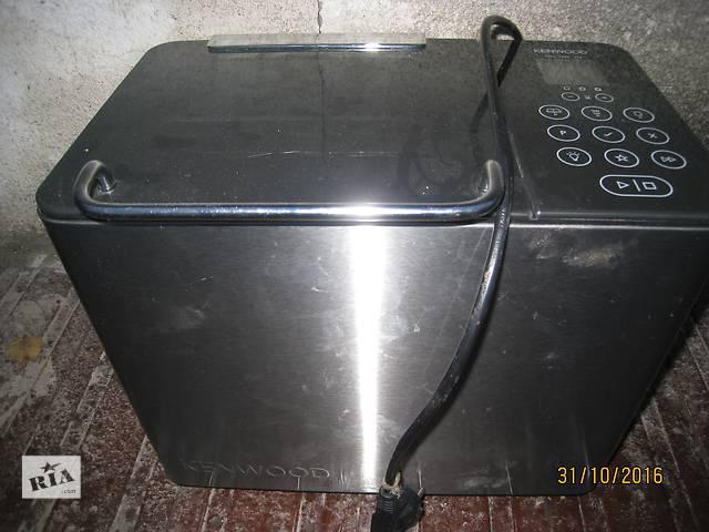 купить бу Хлебопечка KENWOOD BM 450 в Теребовле