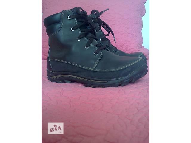 купить бу Мальчиковые зимние ботинки от Timberland в Тернополе