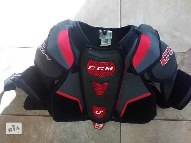 купить бу Хоккейная детская защита груди CCM U12 размер L в Виннице