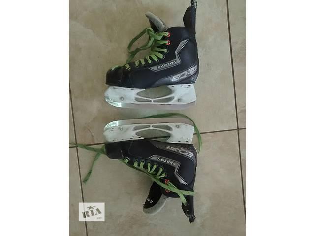 продам Хоккейные коньки EASTON EQ30 5,5  бу в Виннице