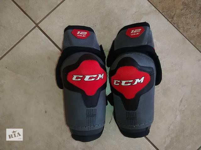 Хоккейные налакотники CCM U12 Junior L - объявление о продаже  в Виннице