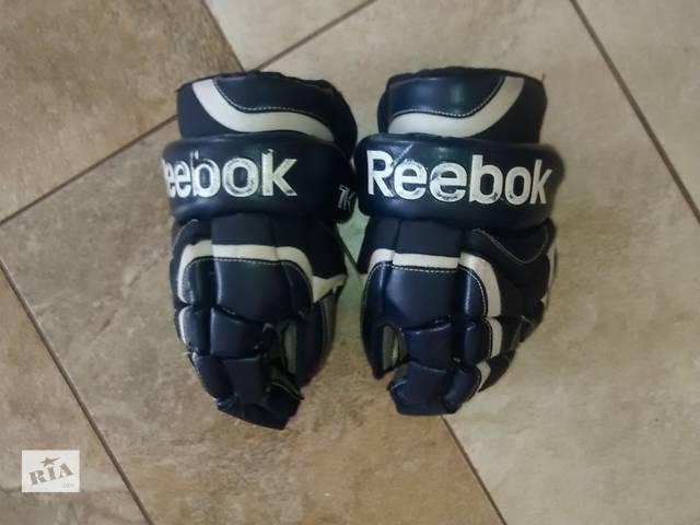 купить бу Хоккейные перчатки Reebok 7K 12''/30 cm в Виннице