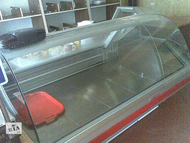 продам холодильна вітрина орнего на 2 компресори бу в Костополе