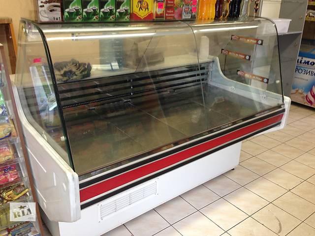 купить бу Холодильная витрина в Калуше