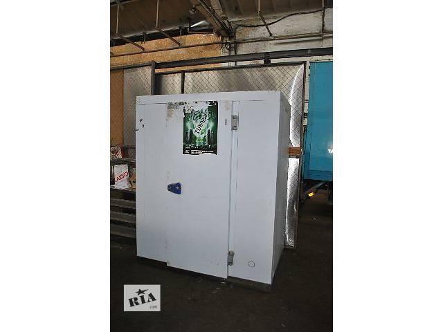 Холодильная камера бу продам холодильное оборудование бу для ресторана кафе бара - объявление о продаже  в Киеве