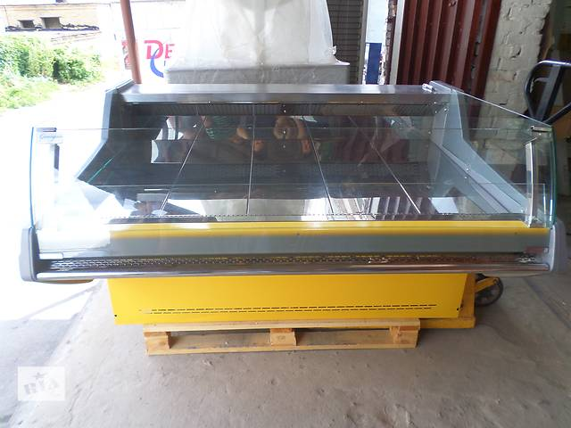 купить бу Холодильная витрина б у ПВХС-Джорджия 1.6 Технохолод  в Киеве