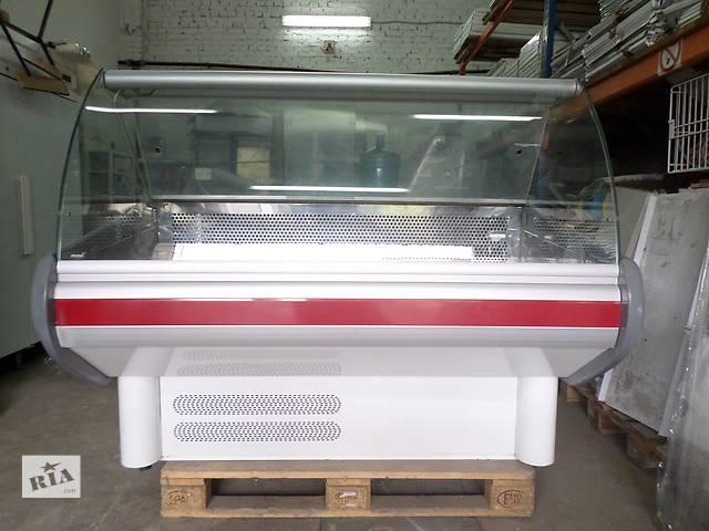 Холодильная витрина Cryspi 1,5 м. б у, холодильный прилавок б/у- объявление о продаже  в Киеве