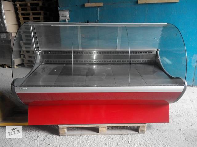 продам Холодильная витрина Cryspi prima б/у, витрина холодильная б у бу в Киеве