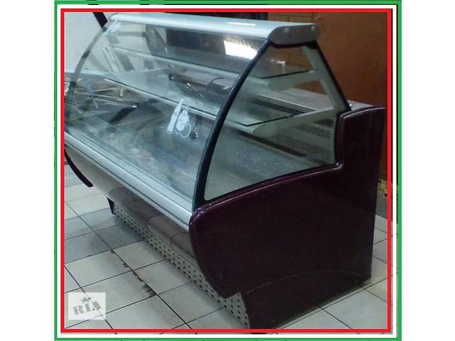 купить бу Холодильная витрина кондитерская б/у Тecfrigo Splendida 165 Италия в Киеве