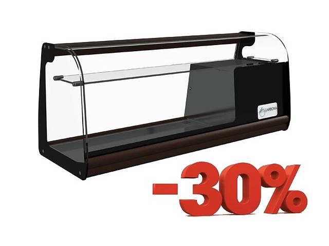 купить бу Барная витрина ВХСв-1,8 ХL Carboma - скидка 30 % в Киеве
