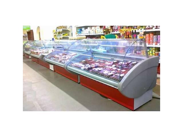 купить бу Холодильные витрины новые в Киеве
