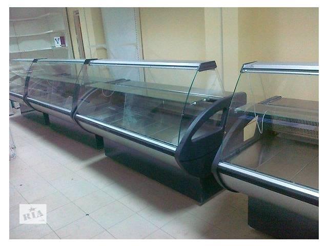 купить бу Холодильные витрины РОСС в Кропивницком (Кировограде)