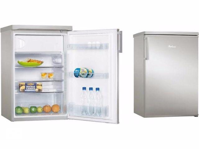 купить бу Холодильник AMICA FM138.3X в Киеве