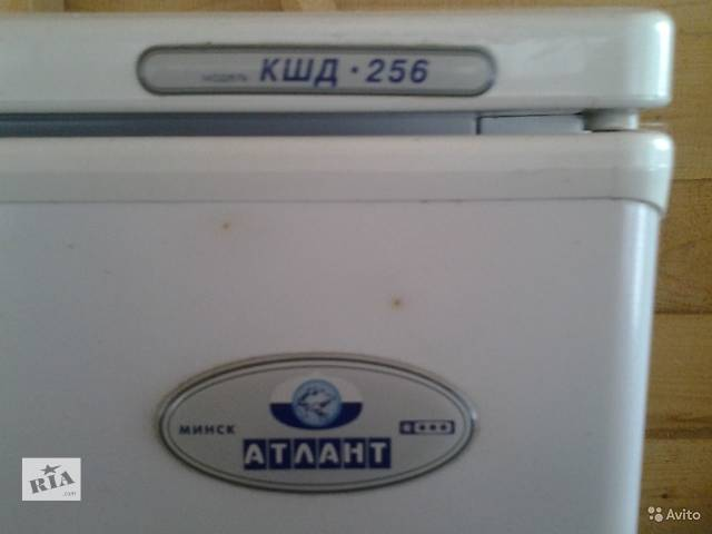 Фото холодильник атлант 256