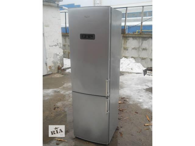 купить бу Холодильник двухкамерний Whirlpool WBE 3677 б.у. в Хмельницком