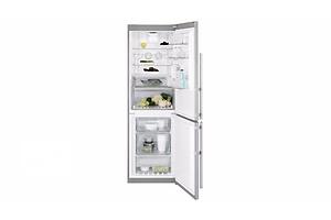 Новые Двухкамерные холодильники Electrolux